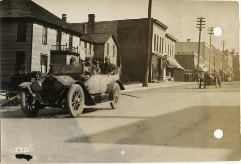 Abbott Detroit automobile