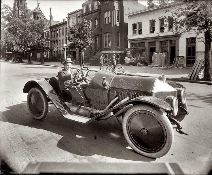 Abbott-Detroit roadster