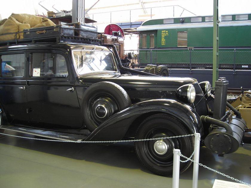 Adler Diplomat Pullman-Limousine