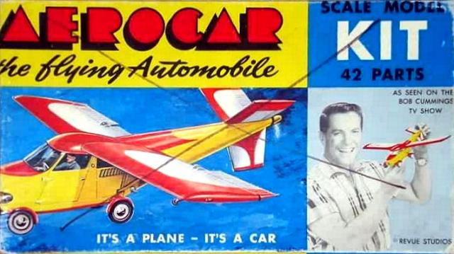 Aerocar Gladen Enterprises K 666 25th