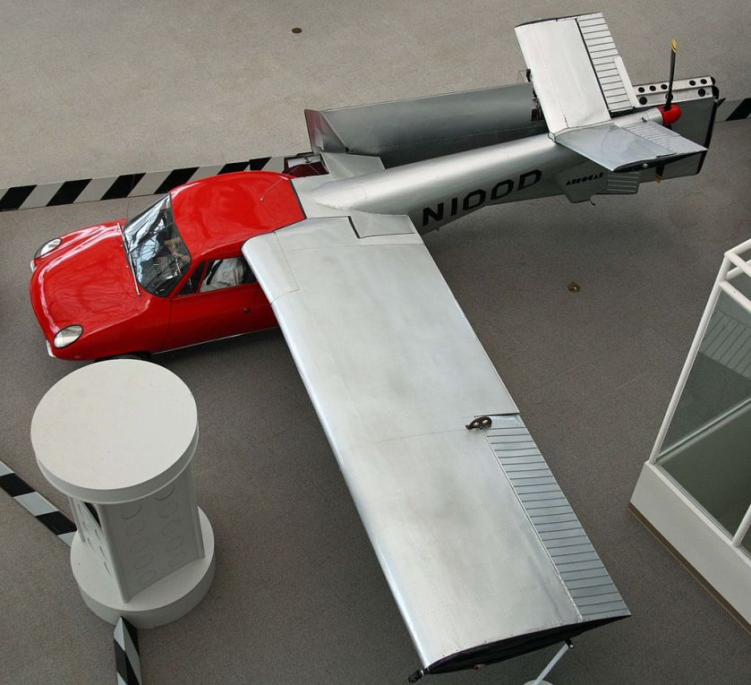 Aircraft on display at the Museum of FlightAircraft