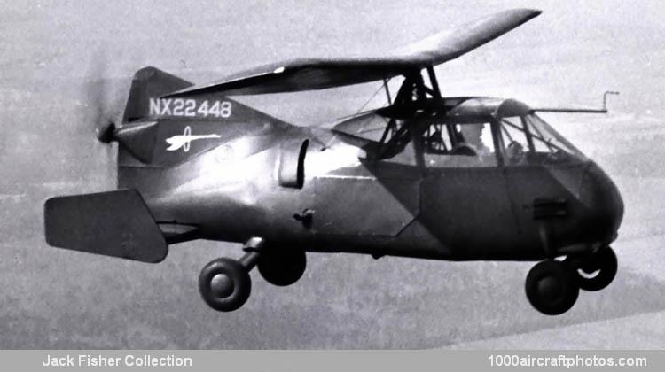 Convair 103 9796L