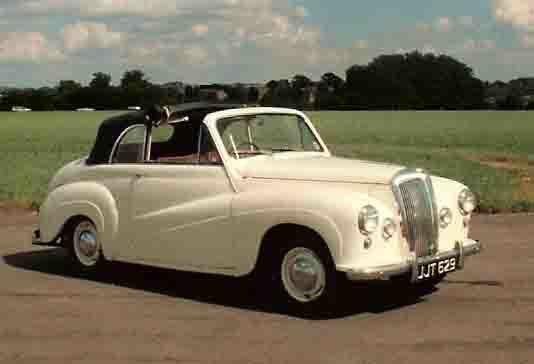Daimler Conquest Century Drophead Coupe