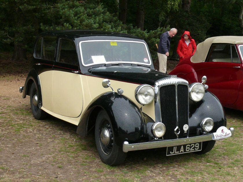 Daimler DB18 [JLA 629]