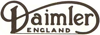 Daimler-(England)-Logo