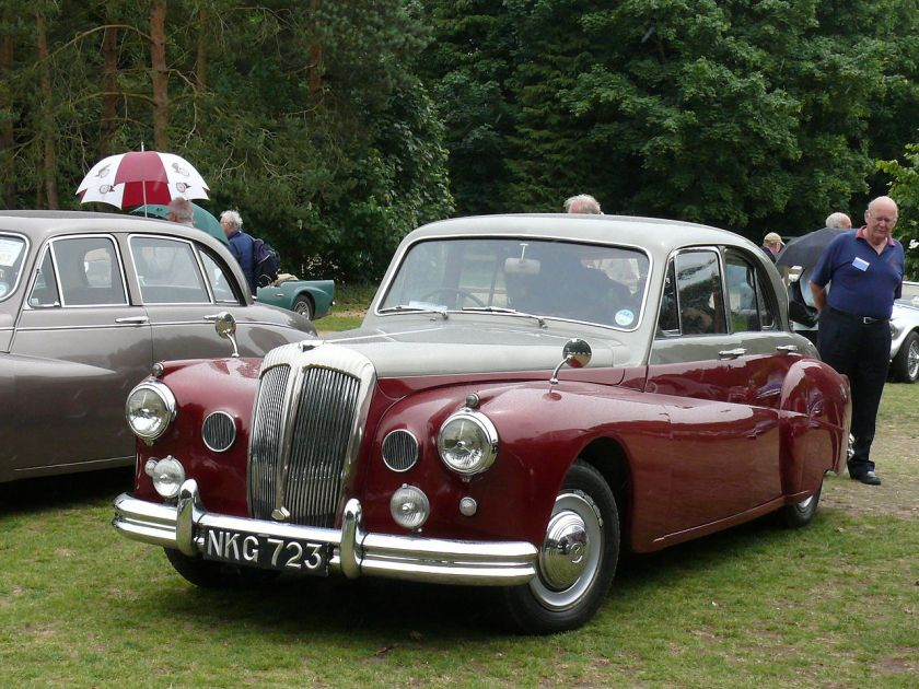 Daimler Sportsman sports saloon