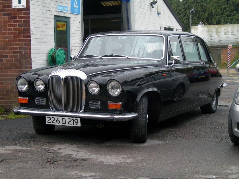 Diplomatic Daimler