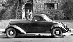 Hupmobile Aerodynamic Coupe