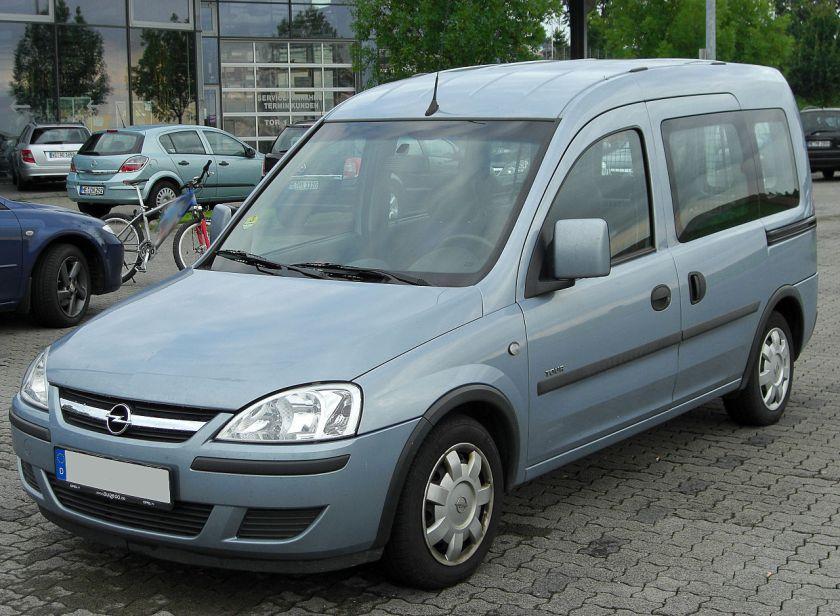Opel Combo C Tour 1.7 DTI