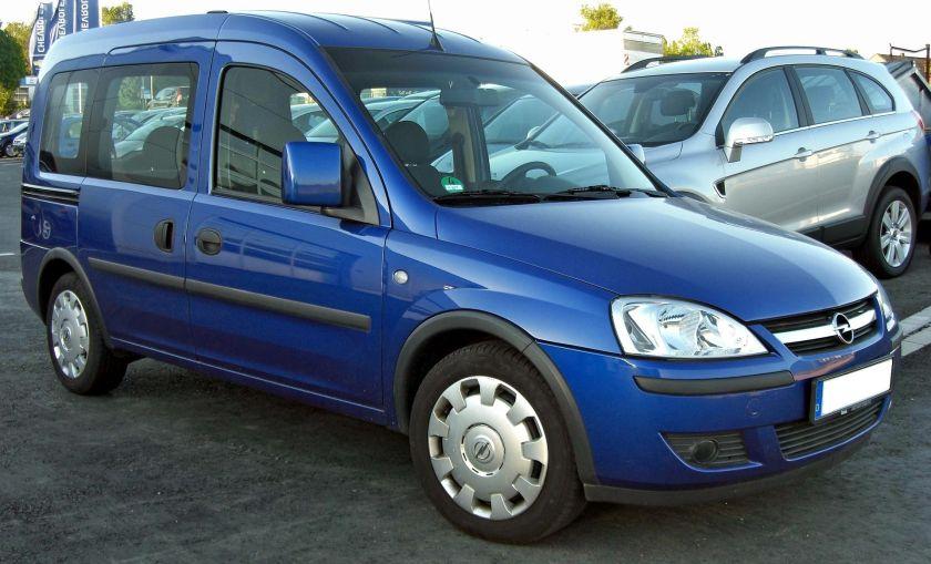 Opel Combo C Tour