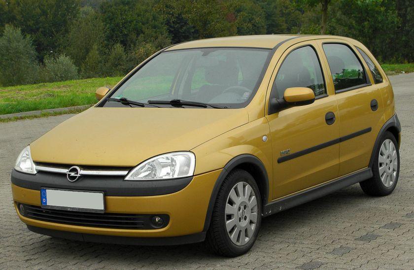 Opel Corsa C 1.2 Elegance