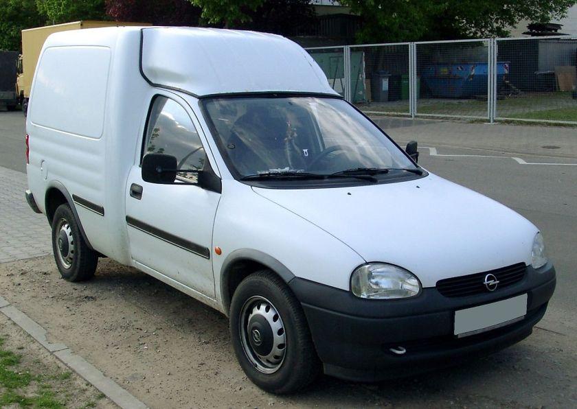 Opel Corsa Combo B