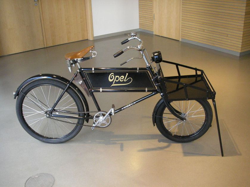 Opel Safety bicycle 5