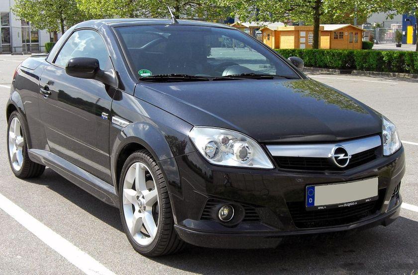 Opel Tigra_Twin_Top_20090510_front