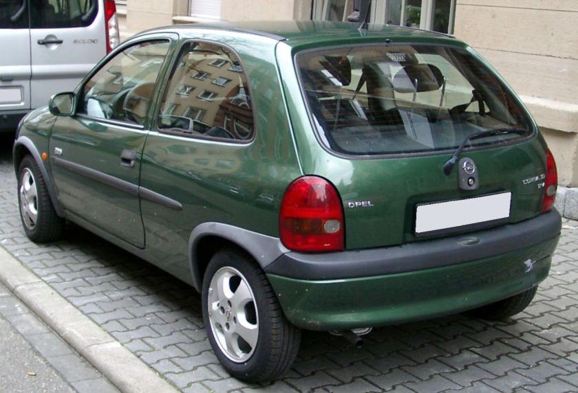 Opel_Corsa B_rear_20080417