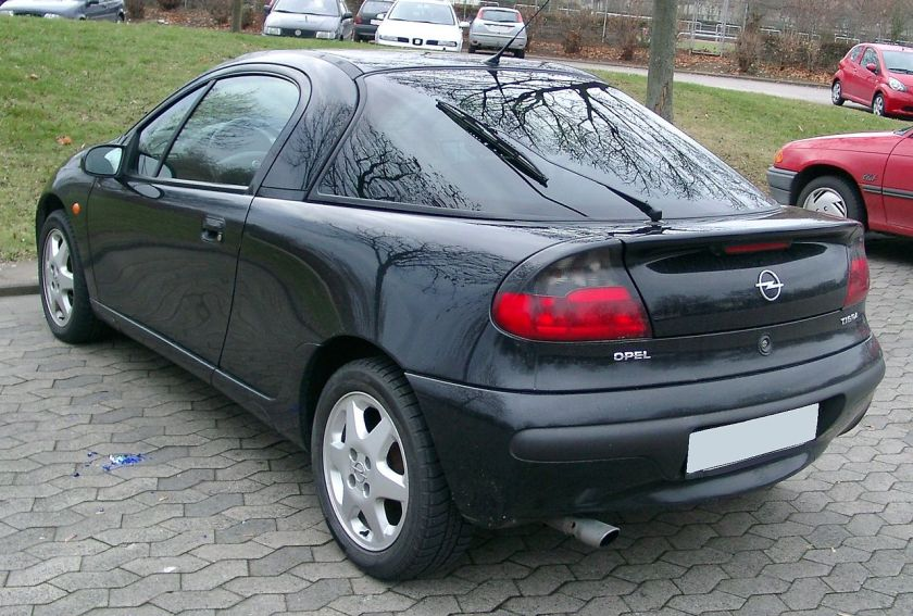 Opel_Tigra A_rear_20071212