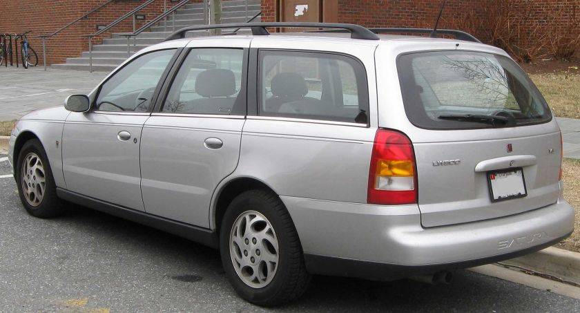 Saturn LWagon 300