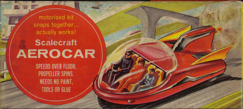 Scalecraft Aerocar