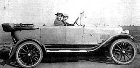 Willys Model 91