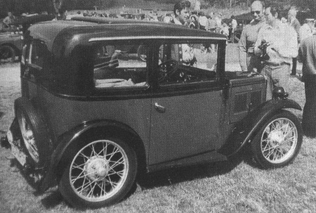 Willys-Overland, Crossley Limousine