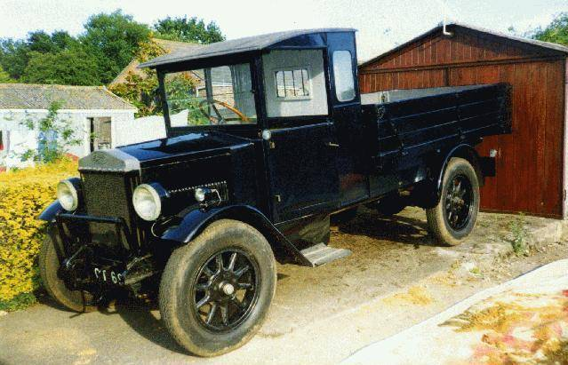 Willys Overland Knight Registry
