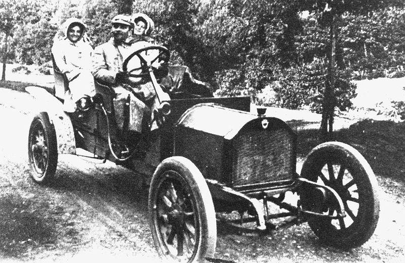 1902 Spyker Springuel 1902