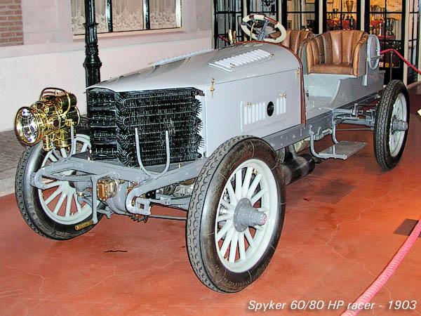 1903 Spijker 60-80 HP Racer a