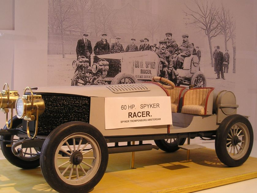 1903 Spijker 60HP a
