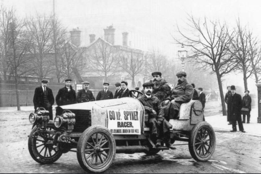 1903 Spijker 60HP