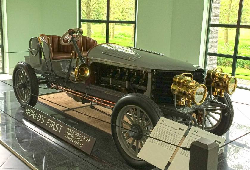 1903 Spyker 4x4