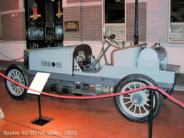 1903 Spyker 60-80 HP Racer b