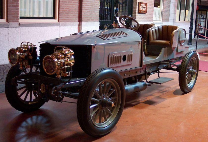 1903 Spyker 60 HP c