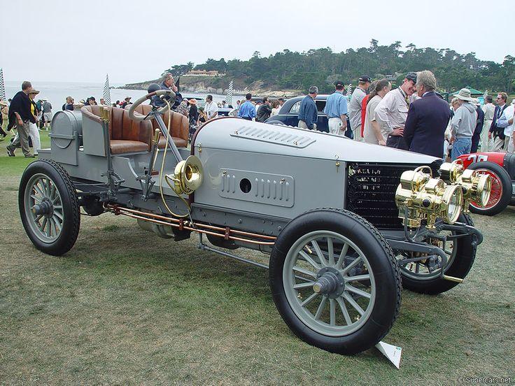 1903 Spyker 60HP e