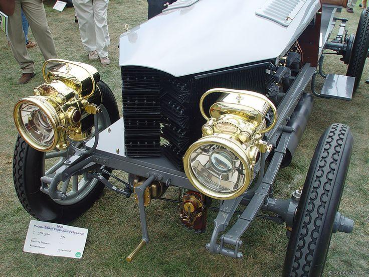 1903 Spyker 60HP