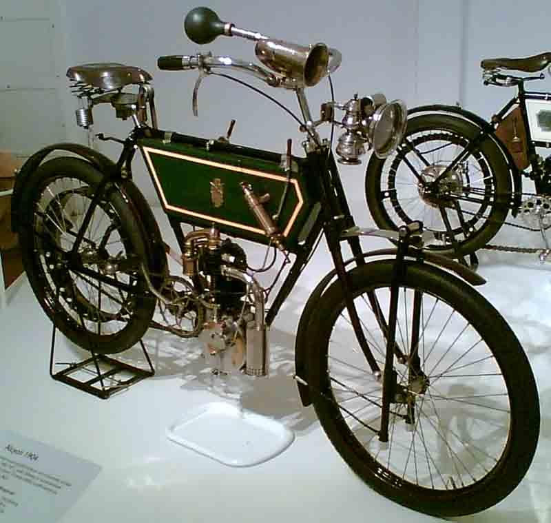 1904 Alcyon