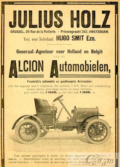 1905 alcyon-1905-hugo-smit