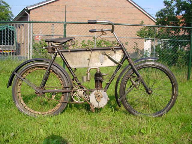 1906 Alcyon 2HP
