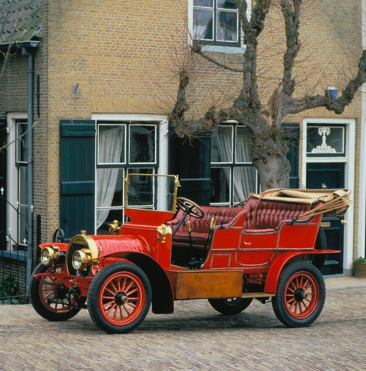 1906 Spyker 14-18 HP Double Phaeton