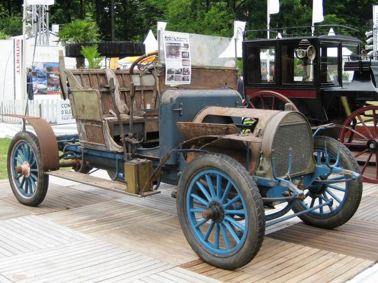 1906 Spyker 15-22