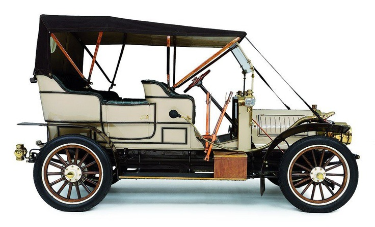 1907 - Spyker 15-22-HP Double Phaeton