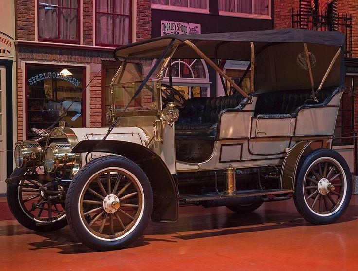 1907 Spyker 15-22 HP Double Phæton