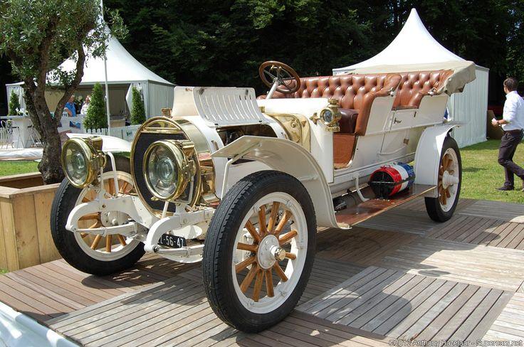 1907 Spyker 20-30HP Open Tourer
