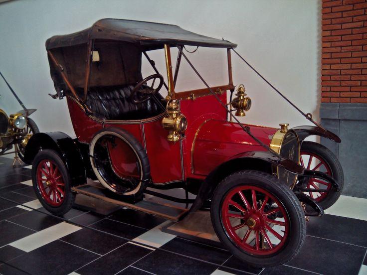 1912 Spyker 7hp twoseater