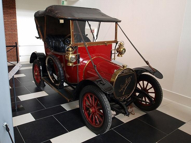 1912 Spyker