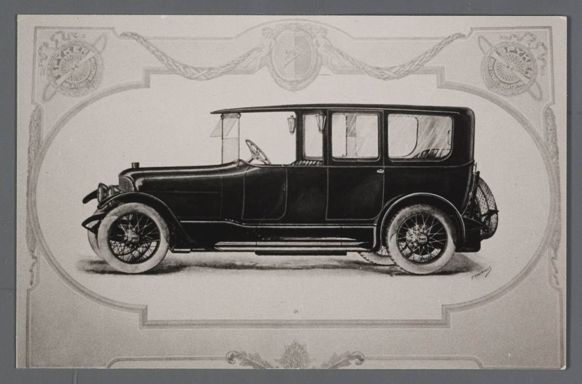 1915 Spijker Limousine NL