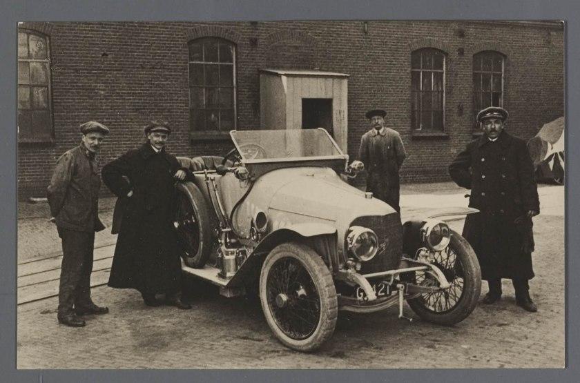 1915 Spijker Torpedo NL