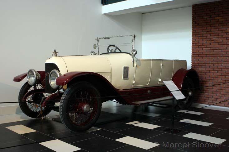 1919 Spijker C1 Torpedo Touring