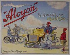 1920 Alcyon