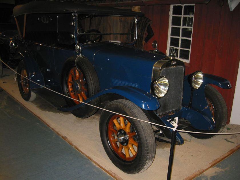 1922 Ansaldo 4B