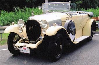 1922 Spyker C4